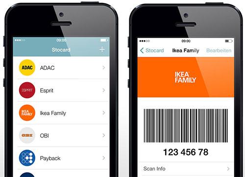 stocard 3 0 eine app zum verwalten all eurer kundenkarten iphone. Black Bedroom Furniture Sets. Home Design Ideas