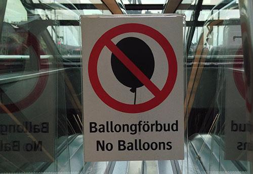 keine-ballons