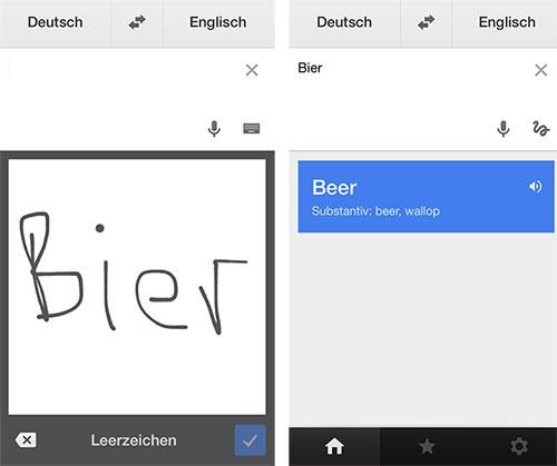 Deutsch in franzosisch ubersetzer