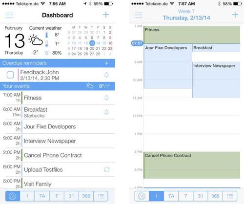 aufgaben synchronisieren outlook iphone