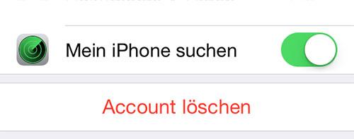 Apple id löschen ohne passwort ios 11