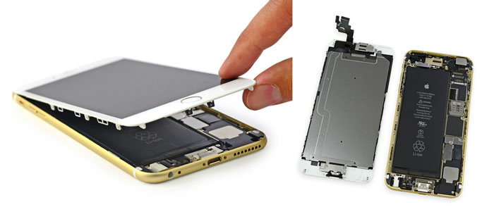 iphone 6 s reparatur display