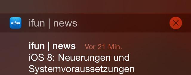 iphone app update reagiert nicht mehr