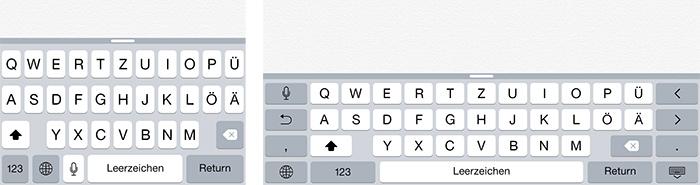 löschtaste auf tastatur
