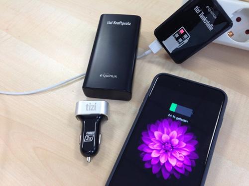 ios 8 und euer akku iphone 6 doppelt schnell laden iphone. Black Bedroom Furniture Sets. Home Design Ideas