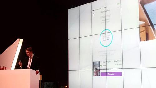 24h service vodafone bringt videochat in die kunden app. Black Bedroom Furniture Sets. Home Design Ideas