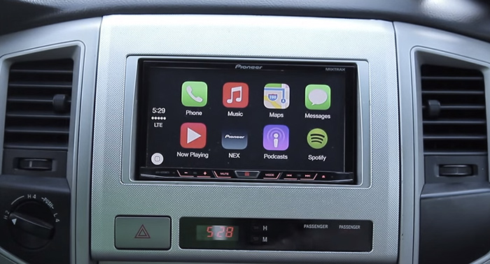 carplay kostet 530 update erststart und menu durchlauf. Black Bedroom Furniture Sets. Home Design Ideas