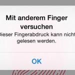 anderer-finger