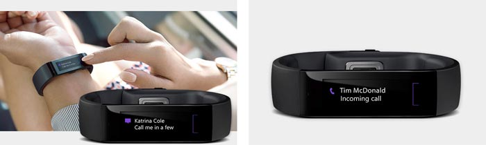 microsoft stellt iphone kompatibles fitness armband vor iphone. Black Bedroom Furniture Sets. Home Design Ideas