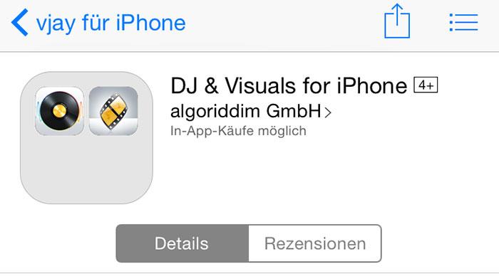 Teure App