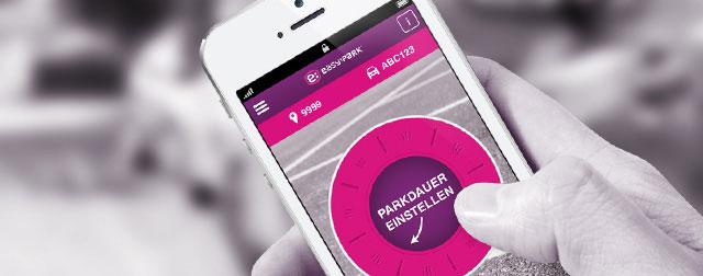 Achtung Transaktionsgebühr Parkplatz App Easypark Iphone