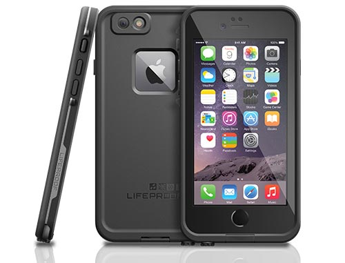 LifeProof fre: Wasserdichte Hu00fclle fu00fcr das iPhone 6 u203a iphone-ticker ...