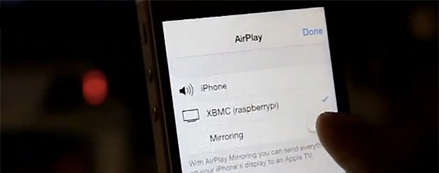 f r mac und iphone raspberry pi als airplay empf nger mit. Black Bedroom Furniture Sets. Home Design Ideas