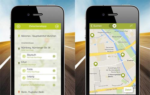 mitfahr-app