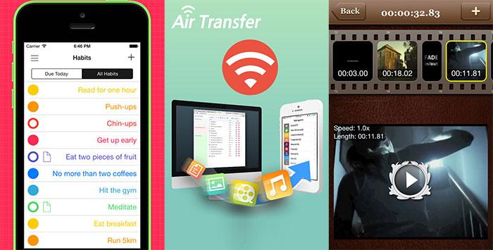apps-drei