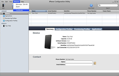 apple configurator ipad windows