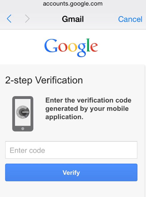 google-2-faktor