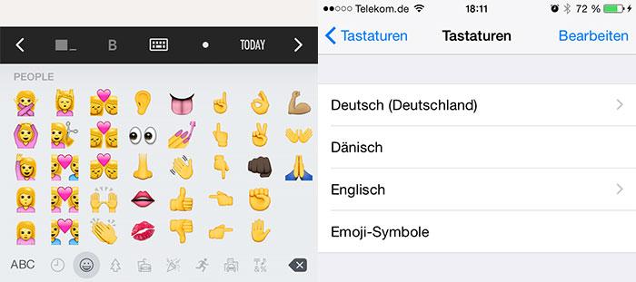 Lustige Emoji Kombinationen