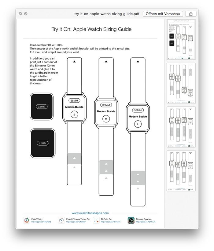 pdf schablone alle apple watch varianten zum drucken und anprobieren iphone. Black Bedroom Furniture Sets. Home Design Ideas