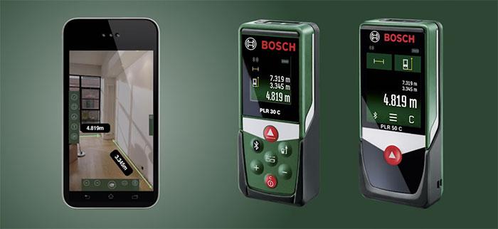 bosch laser entfernungsmesser spricht mit ipad und iphone iphone. Black Bedroom Furniture Sets. Home Design Ideas