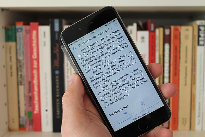 Kindle app iphone bücher kaufen
