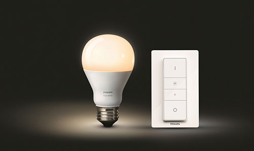 philips hue wireless dimming kit kommt im september iphone. Black Bedroom Furniture Sets. Home Design Ideas