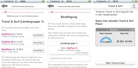 Telekom Travel Surf