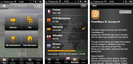 Navigon MobileNavigator 2.0