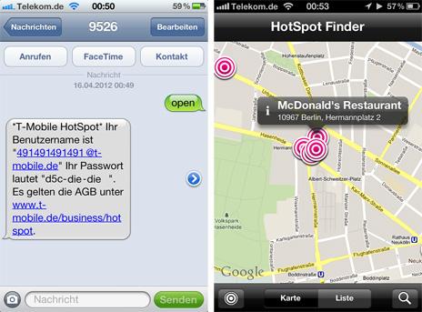 Telekom Karte Aktivieren.Iphone Basics Telekom Hotspot Aktivieren Und Finden Iphone