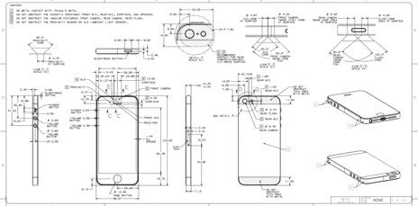 Sim Karten Adapter Maße.Neue Maße Iphone 5 Millimetergenau Nano Sim Adapter Pdf Zum