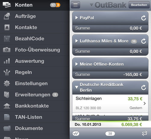 outbankupdate