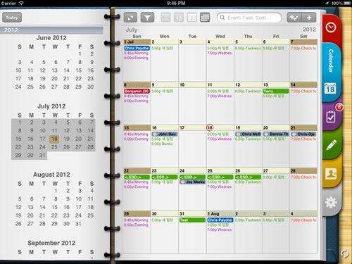 """Kalender und Aufgaben in einer App: """"Pocket Informant Pro"""