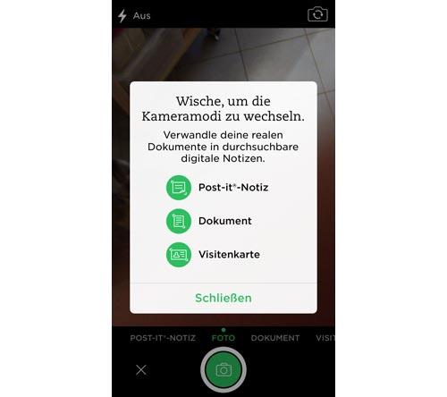 Evernote App Für Premium Nutzer Nun Mit Integriertem