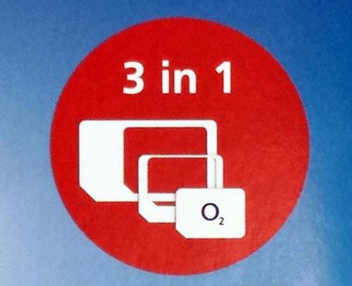 Triple Sim Card O2 Führt Neue Kombi Sim Ein Iphone Tickerde