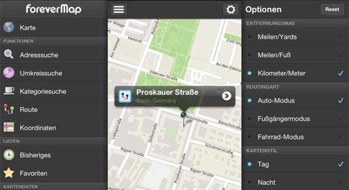 OpenStreetMap iPhone-Apps: Die sieben besten zur freien