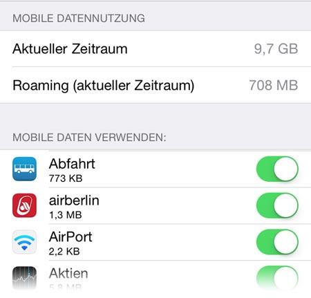 mobile-daten