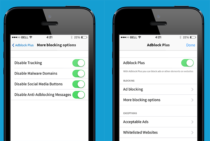 adblock plus iphone adblock plus startet iphone browser mit werbeblocker 2794