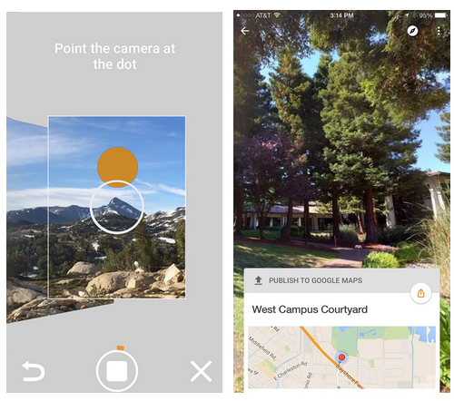 google street view iphone view jetzt eine gesonderte iphone app 2942